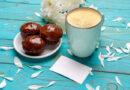 Mug cake a kafe