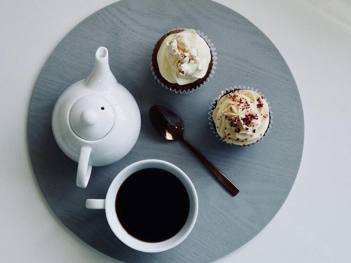 Mug cake snídaně
