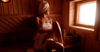 výhody chození do sauny