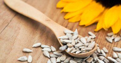 Slunečnicová semínka pro zdraví