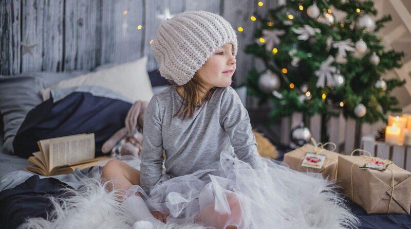 Dítě o Vánocích