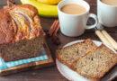 Snídaně banánový chleba