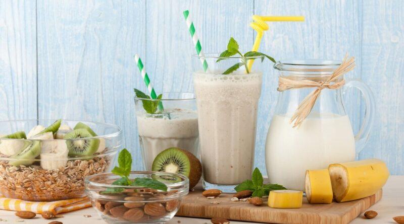 Banánové smoothie - dietní hřích, který musíte spáchat